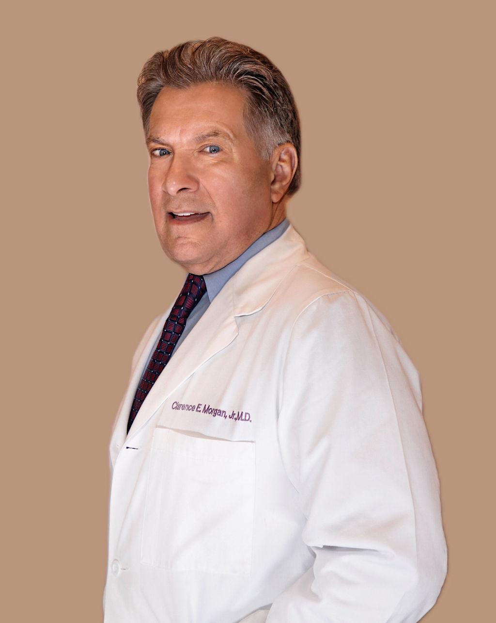 DR. CLARENCE MORGAN