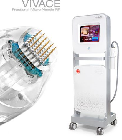 VIVACE WITH RADIO FREQUENCY MICRONEEDLING   Roswell GA